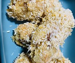 面包糠鸡翅的做法