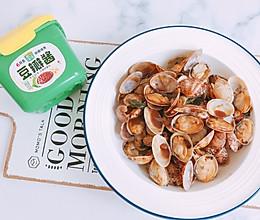 #一勺葱伴侣,成就招牌美味#酱爆蛤蜊的做法