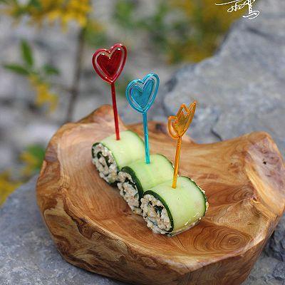 黄瓜寿司卷