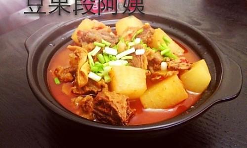 红烧牛肉/牛腩 无需高压锅的做法