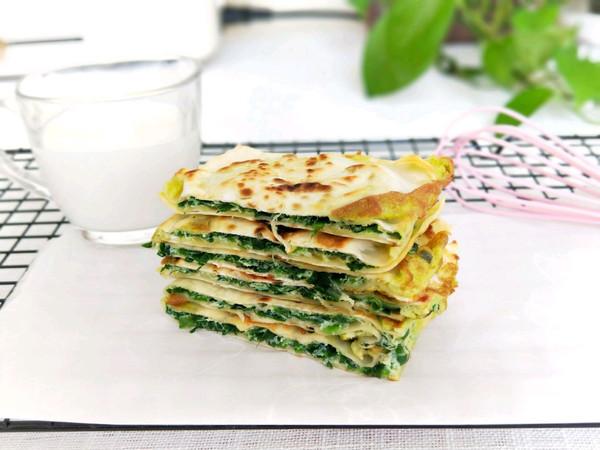 国民早餐之简易快手版韭菜盒子的做法