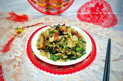 酸爽可口解油腻的热和菜