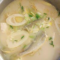 笋尖豆腐清炖小黄鱼的做法图解5