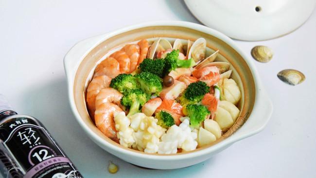#新春美味佳肴#海鲜豆腐的做法