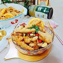 百香果柠檬鸡爪#太太乐鲜鸡汁玩转健康快手菜#