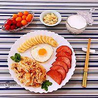 手抓饼开心早餐#初夏搜食#的做法图解12