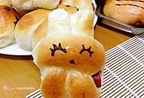 小兔子香肠面包的做法