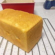 炼乳椰香吐司(无黄油版)