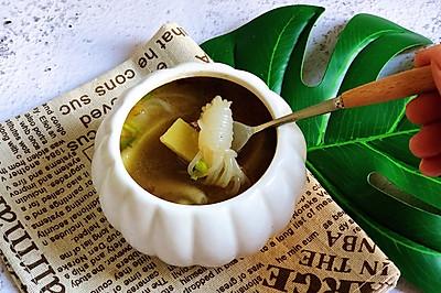 土豆魔芋汤
