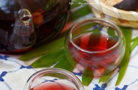 洛神菊花茶的做法