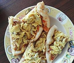 高压锅披萨的做法