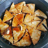 香煎老豆腐的做法图解7