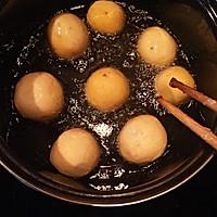 #儿童甜品#炸红薯球的做法图解9