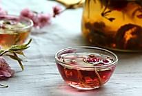 无花果养颜茶#春天不减肥,夏天肉堆堆#的做法