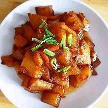 酱烧土豆冬瓜