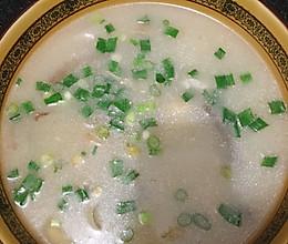 超简单的家庭羊杂汤的做法