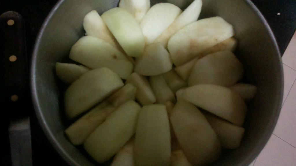 翻转苹果塔的做法_【图解】翻转苹果塔怎么做好吃