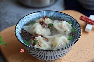 虾皮香菇鲜肉馄饨