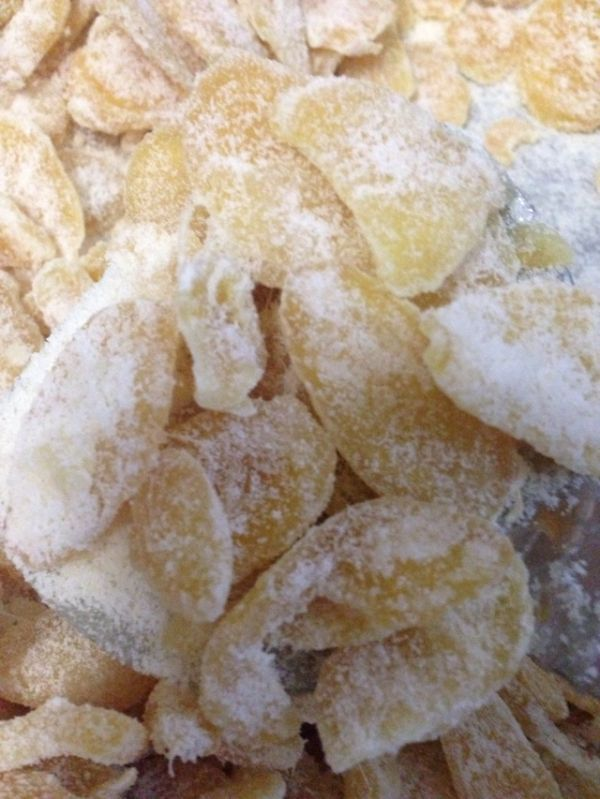 暖寒姜糖片的做法