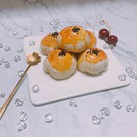 麻薯蛋黄酥的做法图解16