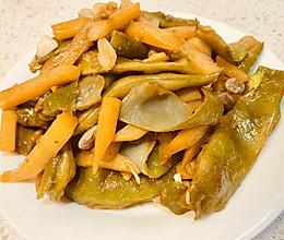 炖油豆角,百吃不厌Delicious Cuisine的做法