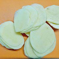 香辣孜然烤土豆片(少油版)#美味烤箱菜,就等你来做!#的做法图解3