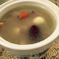 西洋参猪心汤的做法图解7