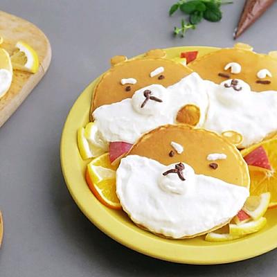 元气柴松饼