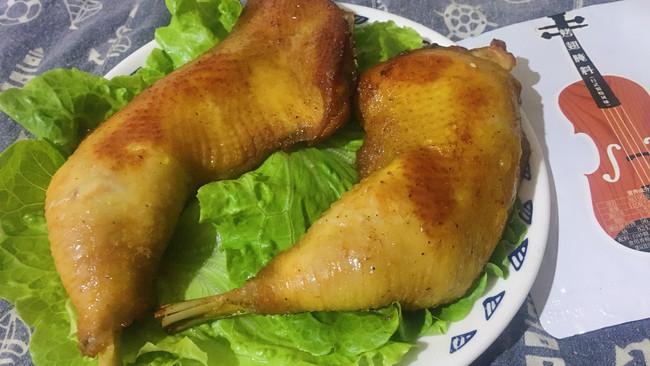 日式照烧烤鸡腿的做法