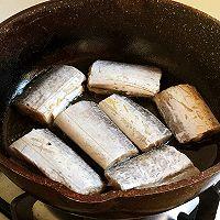 梅香糖醋带鱼的做法图解3