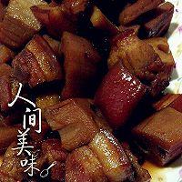 莲藕焖五花肉----小丽家常菜