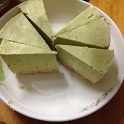 抹茶芝士蛋糕(6寸)