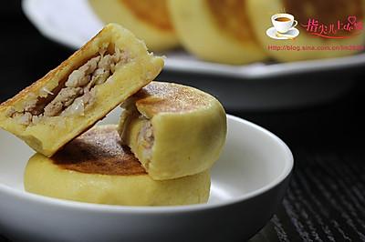 【韩嫲妮酸菜机试用】玉米面酸菜饼