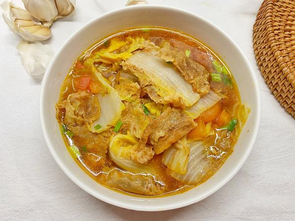 韩式白菜肥牛卷的做法