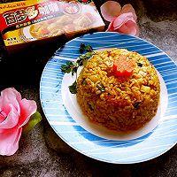 泡菜咖喱饭#百梦多Lady咖喱#