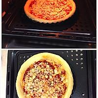 培根虾仁披萨的做法图解4