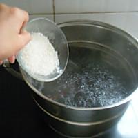 补肾乌发—黑豆薏米百合汤的做法图解11