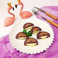 紫薯铜锣烧