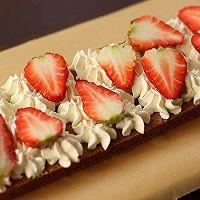 草莓裸蛋糕的做法圖解18