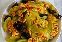 家常菜——西葫芦番茄炒蛋的做法
