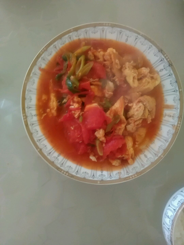 宝宝的下饭菜番茄炒蛋图片