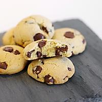 趣多多巧克力曲奇饼干的做法图解11
