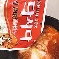 韩式五花肉辣白菜豆腐汤 思密达style 看韩剧必备宵夜的做法图解7