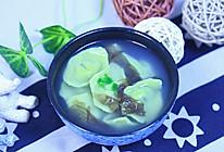 翡翠银鱼馄饨 宝宝辅食食谱的做法