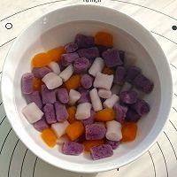 #秋天怎么吃#芋圆水果捞的做法图解12