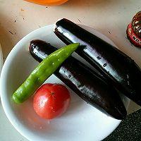 红烧茄子的做法图解1