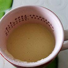 苹果酸奶昔