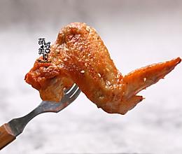 香烤鸡翅的做法