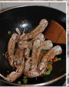 椒盐皮皮虾的做法图解6