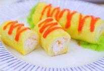 鲜虾吐司卷  宝宝辅食食谱的做法